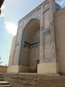 Madrassa in Samarkand