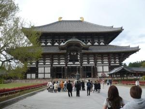 Todaiji Temple, Nara