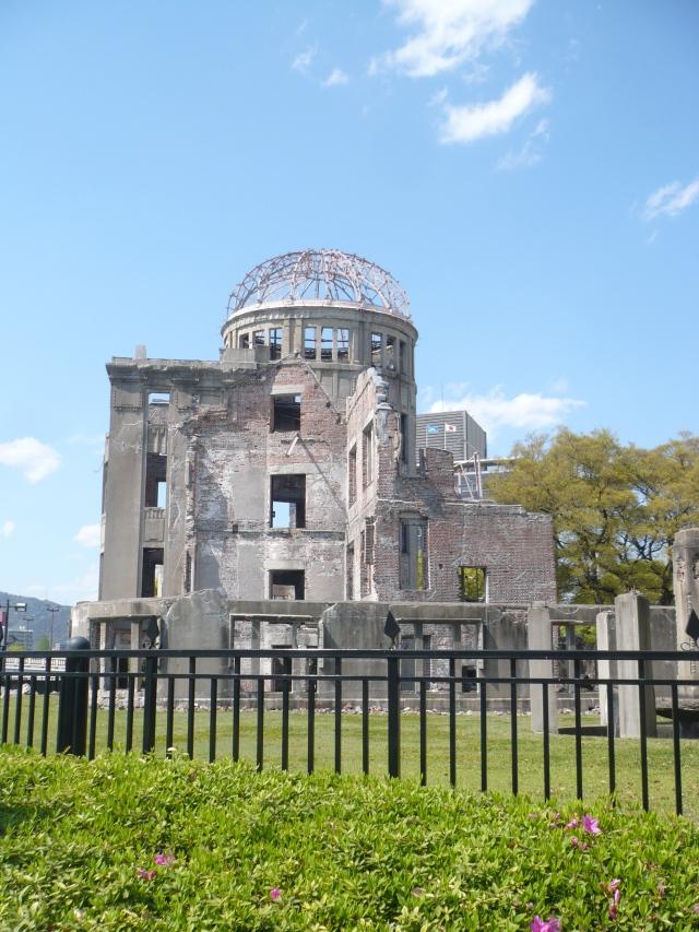 The A-Bomb Dome, Hiroshima