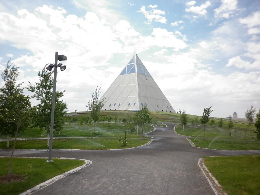 Palace of Peace and Accord, Astana
