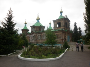 Church in Karakol