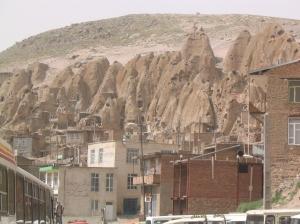 Houses in volcanic rock, Kandovan