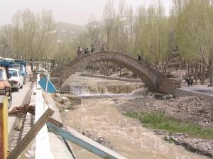 bridge in Tabriz