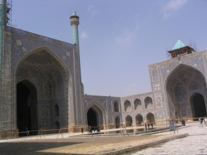 Mosque in Esfahan, Iran