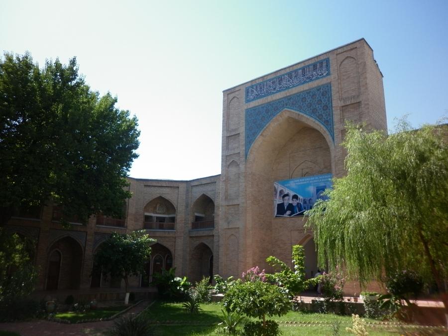 Kulkedash Medressa, Tashkent, Uzbekistan
