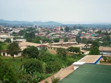 Bamenda view