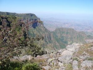 The Beautiful Simien Mountains
