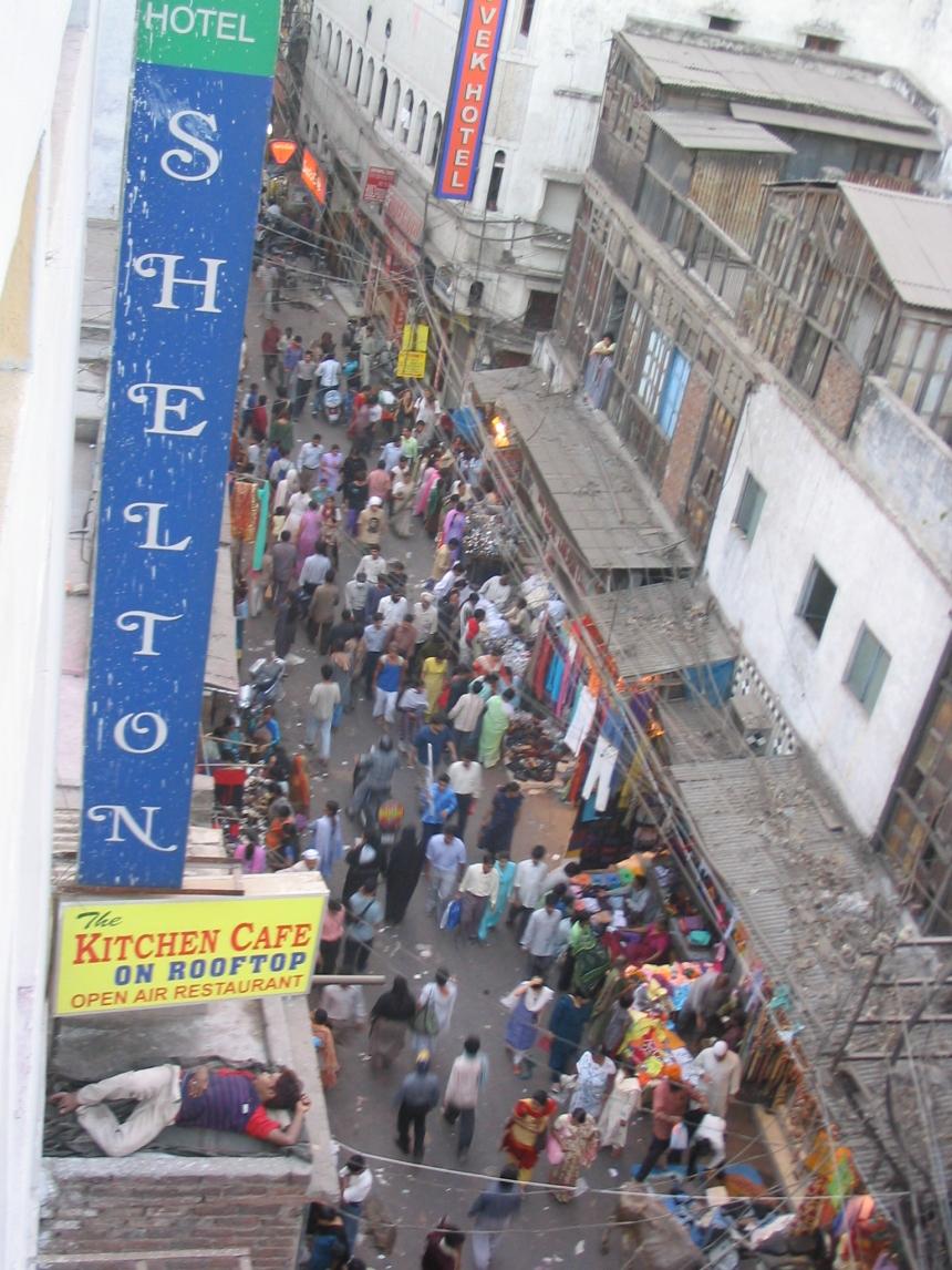 Paraganj, Delhi