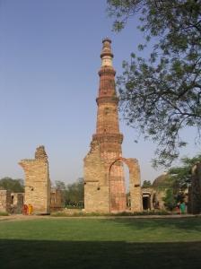 Qutab Minar, Delhi