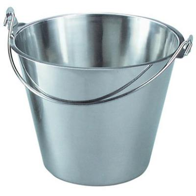 Do buckets come any finer than this one?
