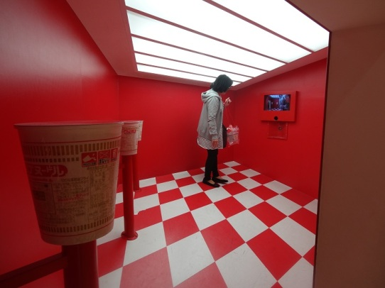 In Japan there is even a museum to ramen and cup noodles!