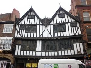 Tudor-period building.
