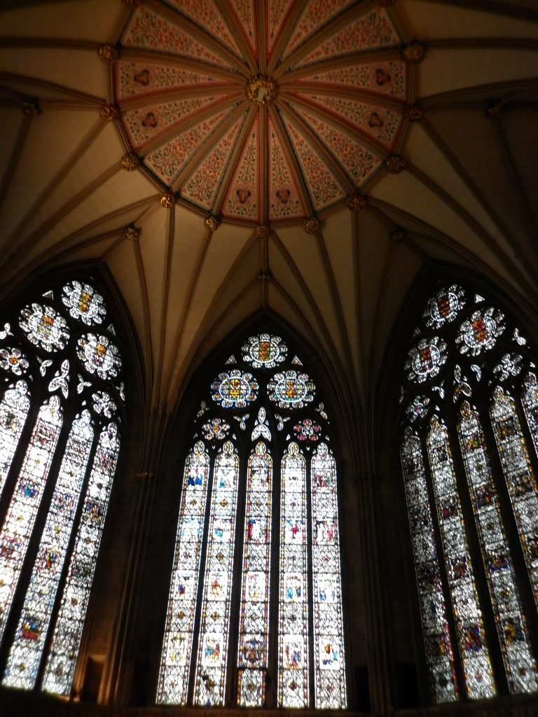 Stain glass magnificence!