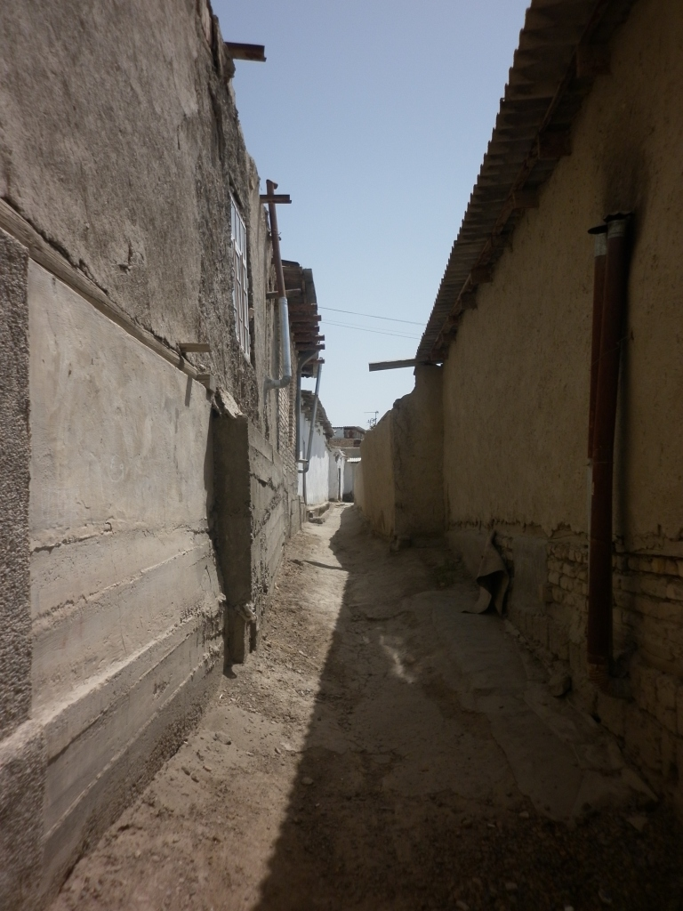 Alleys of Bukhara