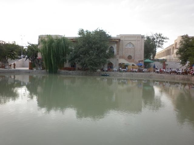 Lyabi Hauz Square