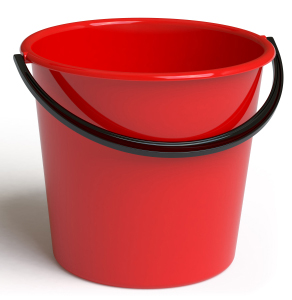 This fine red example of a bucket is high my list of the aforementioned items.
