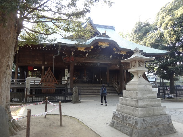 Kishibojin Temple