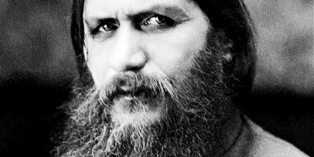 Rasputin - one of history's finest beards!