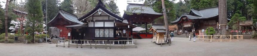 Panorama of the Shengen Shrine