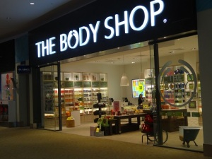 There's a Bidy Shop here