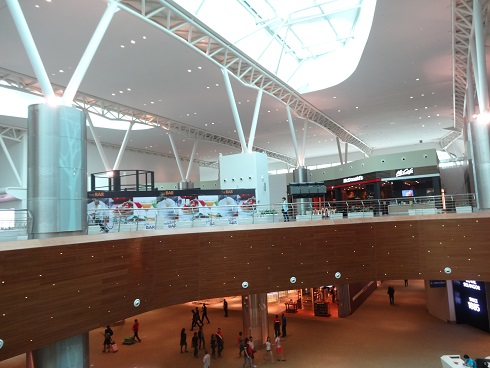 The better side of KLIA2