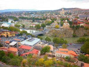 Scenic Tbilisi