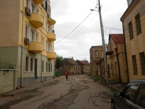 Street in 'Old Tbilisi'
