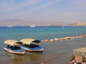 Red Sea at Aqaba