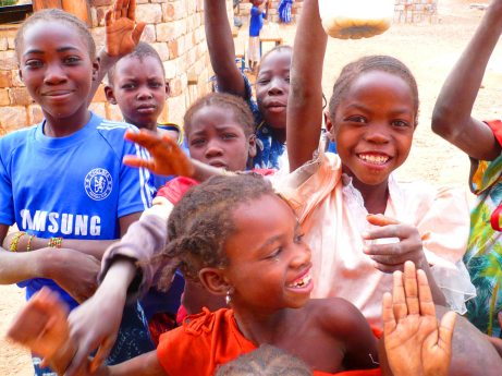 Kids of Mali, & their faces! :)