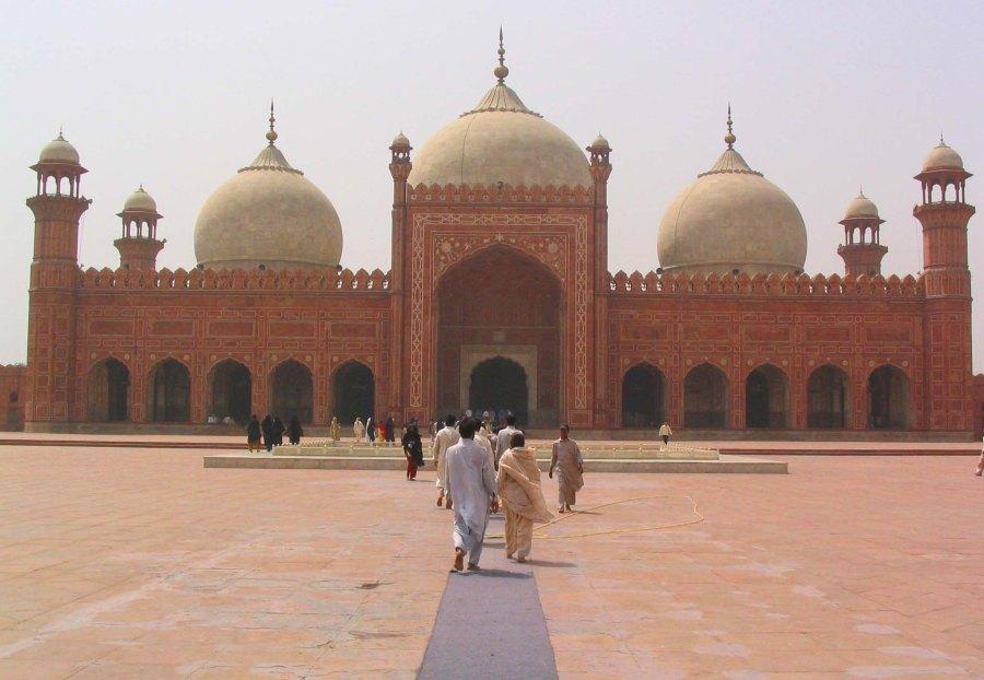 Bashahi Mosque