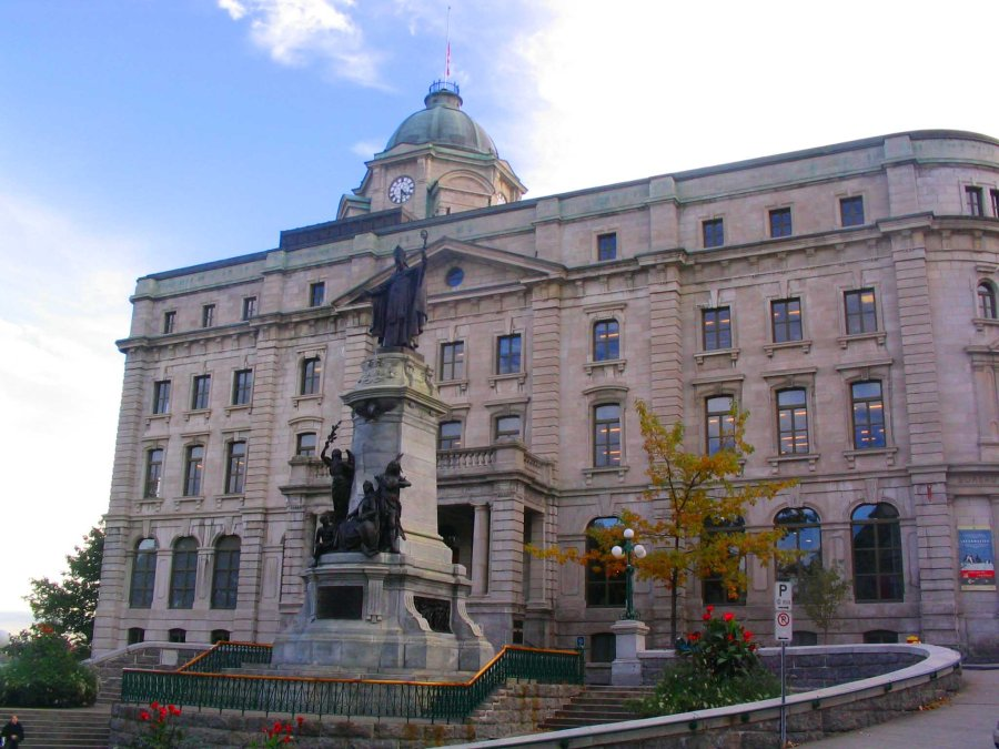 Government Building..