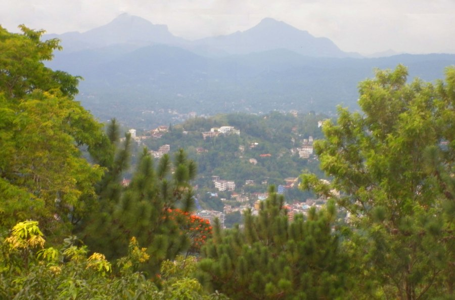 Beautiful, lush Sri Lanka
