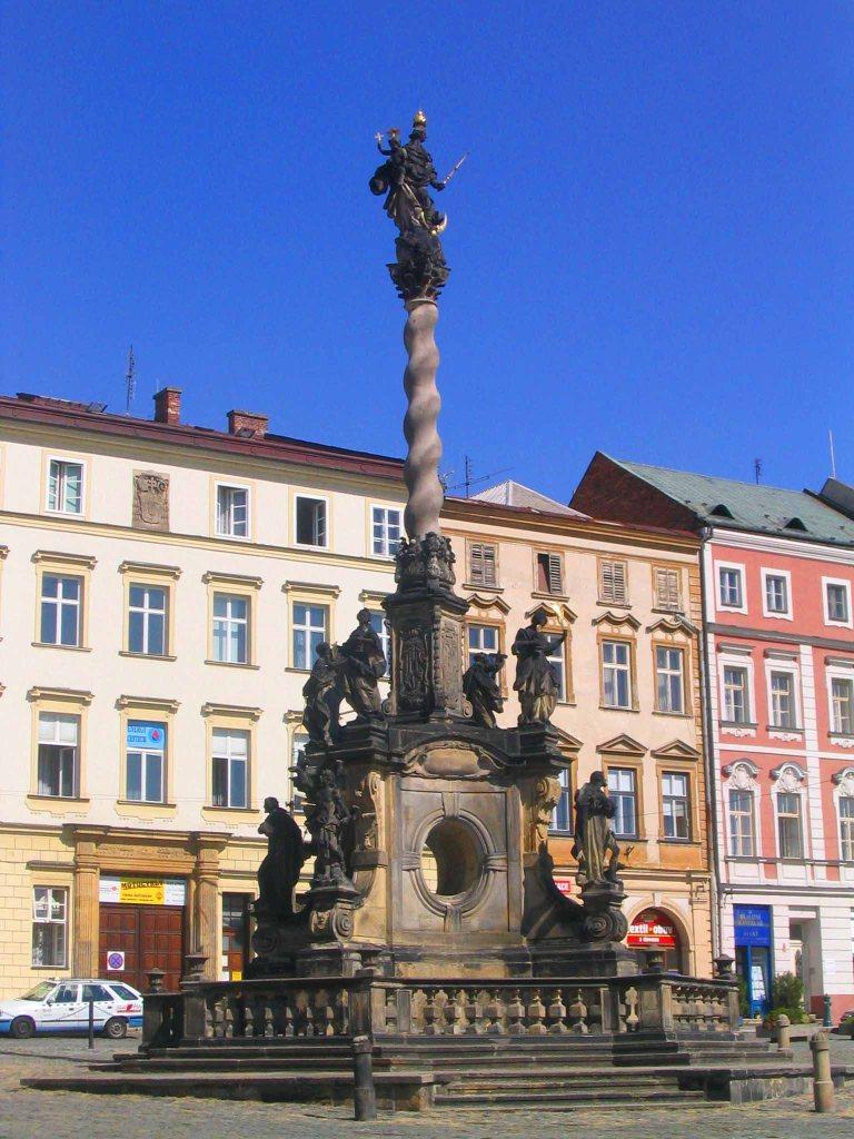 Square in Olomouc