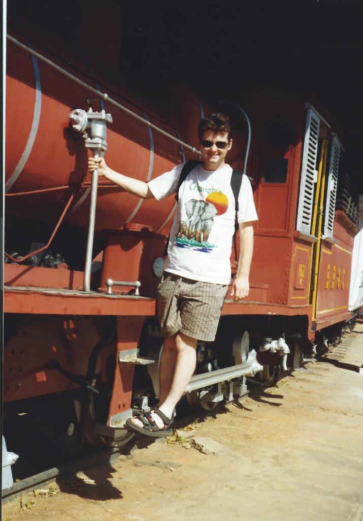 Delhi train Museum, 1999