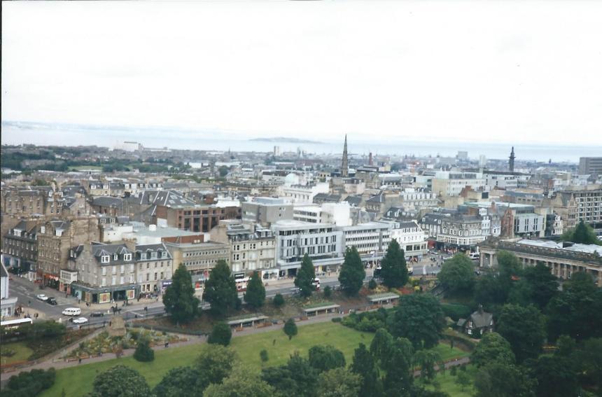 Edinburgh, 1999