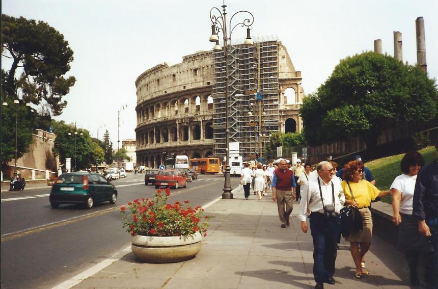 Rome, 1999
