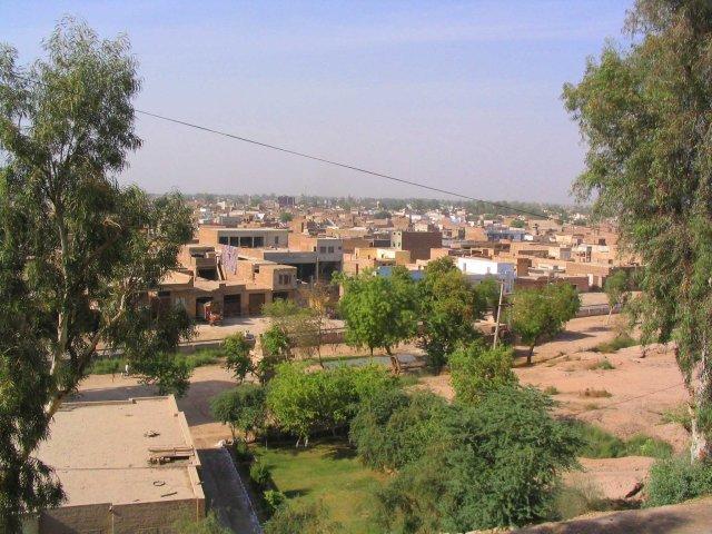 Dusty Multan