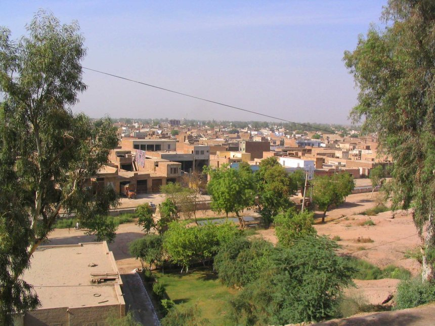 Dusty Multan