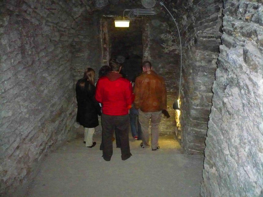 Under Old Tallinn