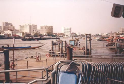 Bangkok - from my 1999 trip