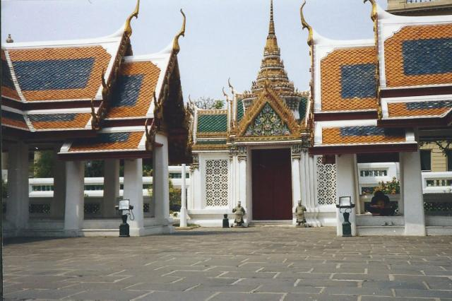 Thailand would be my first port of call.