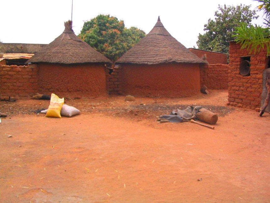 Jim's home village.