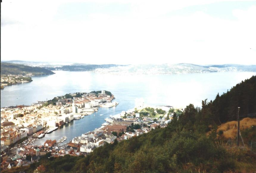 Bergen Bay.