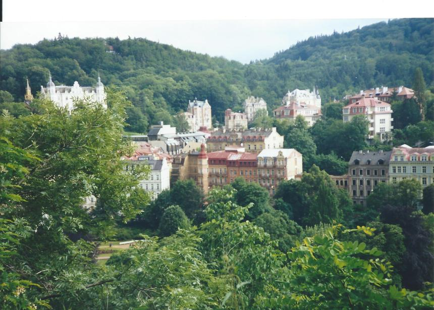 Beautiful Karlovy Vary