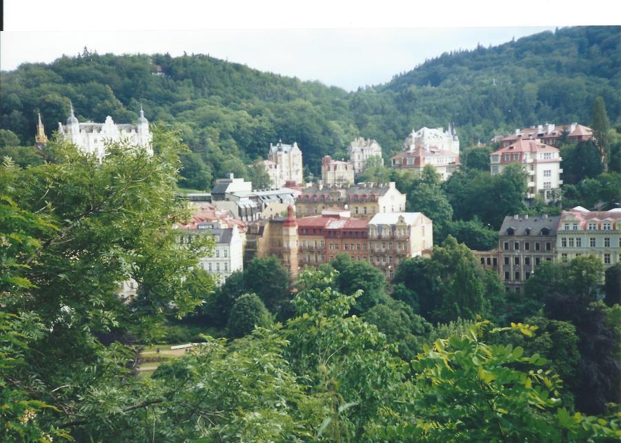 Beautiful Karlovy Vary