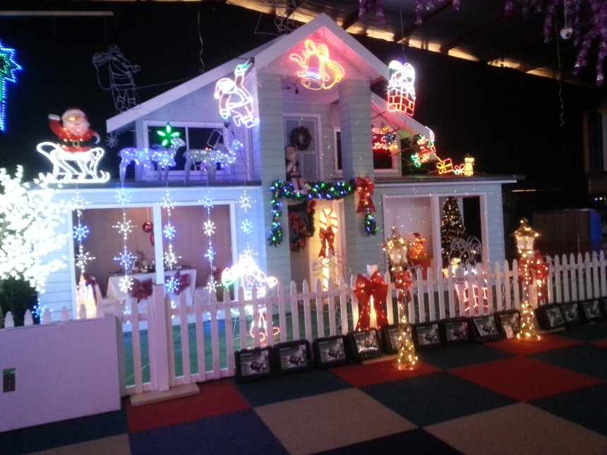 Inside Christmas Kingdom