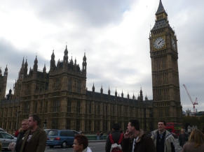 Big Ben says London right? This is from 2007.