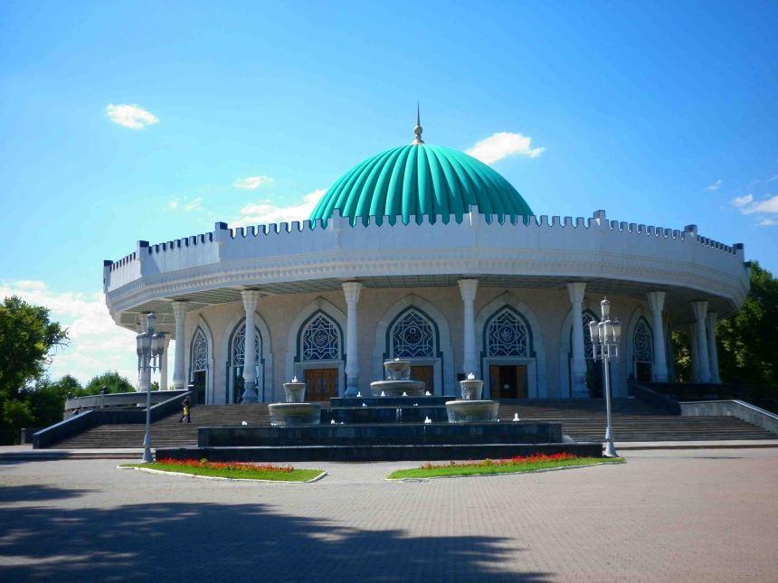 The Timur Museum in Tashkent
