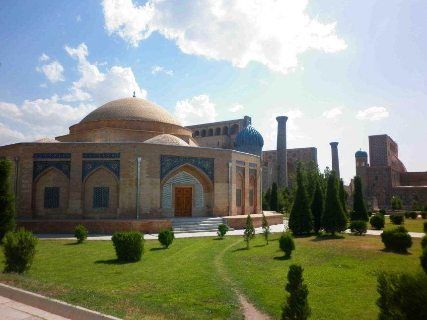 Stunning Samarkand.