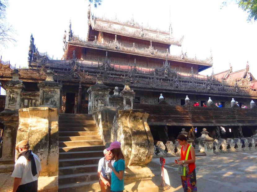 Shwednandew Pagoda